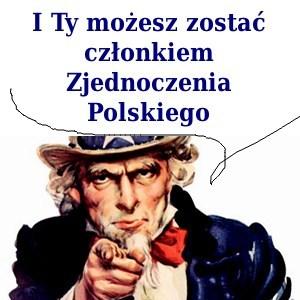 I Ty możesz zostać członkiem Zjednoczenia Polskiego