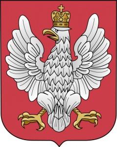 Godło Polski w latach 1916-1927