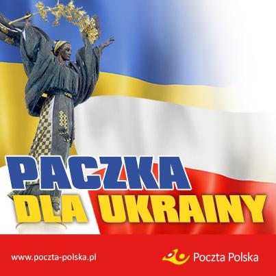 Paczka dla Ukrainy
