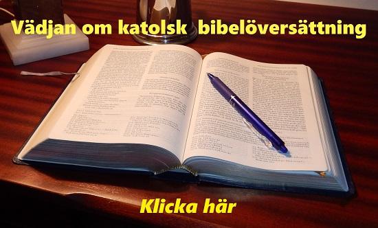 Bibelöversättning-banner